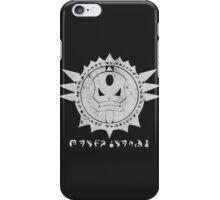 The Barron's order (white) iPhone Case/Skin