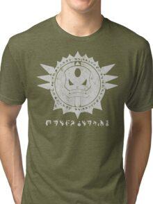 The Barron's order (white) Tri-blend T-Shirt