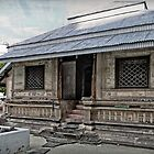 Old Friday Mosque, Malé by Tony Steinberg