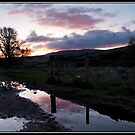 Sunrise over Tomnavoulin  by Shaun Whiteman