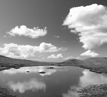 Summit Tarn Blencathra by mikebov
