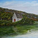 Gougane Barra, County Cork, Ireland by Avril Brand