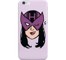 kate bishop hawkeye marvel young avengers iPhone Case/Skin