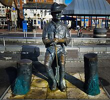 Sir Baden Powell by Stephen Smith