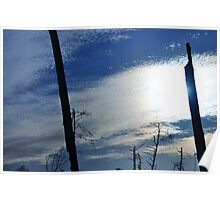 Sky Scape (# 1) Poster