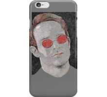 Charlie - Man Without Fear iPhone Case/Skin