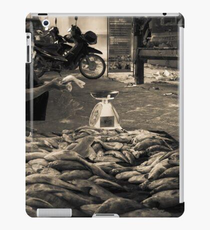 Golden Scales iPad Case/Skin