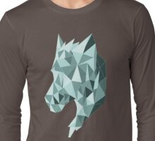 Diamond Wolf Long Sleeve T-Shirt