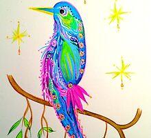 Heavenly Bird 04 by jonkania