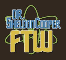 Dr. Sheldon Cooper For The Win by vixtopher