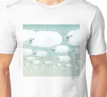 Cloudy Sheep Unisex T-Shirt