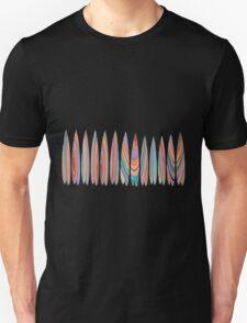 Surfboards T-Shirt T-Shirt