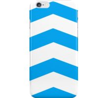 F B (Blue And White) (no.3) iPhone Case/Skin