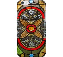 Stained Glass Window Detail iPhone Case/Skin