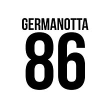 'GERMANOTTA 86'  Photographic Print