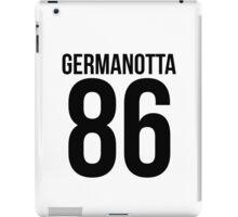 'GERMANOTTA 86'  iPad Case/Skin