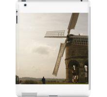 Chesterton Windmill England iPad Case/Skin