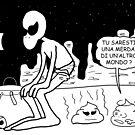 VITA E AVVENTURE DI PICCOLE MERDE - Gli alieni 2 by CLAUDIO COSTA