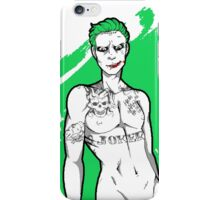 Suicide Joker iPhone Case/Skin