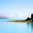 Lake Pukaki by kevin smith  skystudiohawaii