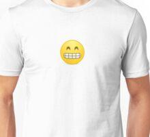Grin Emoji Unisex T-Shirt