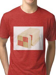 Battenburg Tri-blend T-Shirt