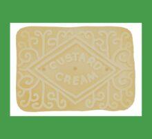 Custard Cream One Piece - Short Sleeve