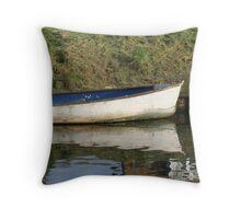Gloucester Canal Throw Pillow