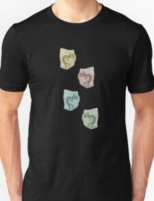 Soft Shades of Kokopelli T-Shirt