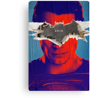 Superman by Henry Cavill Canvas Print
