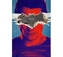 Superman by Henry Cavill Photographic Print