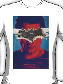 Superman by Henry Cavill T-Shirt