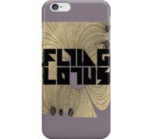 Flying Lotus iPhone Case/Skin