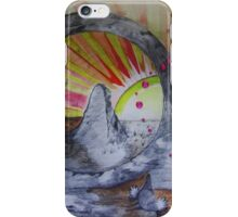 Moles and Standing Stone iPhone Case/Skin