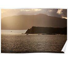British Virgin Islands, April 2009 Poster