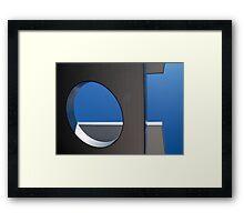 """""""OH!""""  Framed Print"""