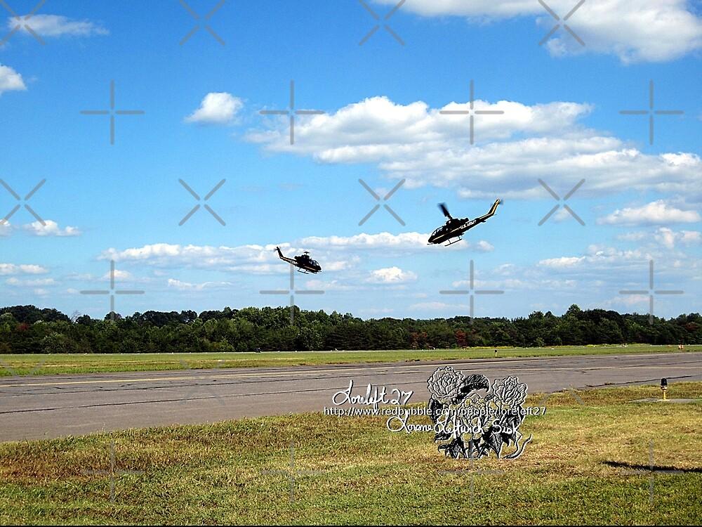 sky soldiers cobra demonstration by LoreLeft27