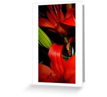mothers day flowers Greeting Card
