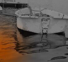 Loan Dingy Wickford, RI by rtographsbyrolf