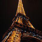 Eiffel Tower by Night 2 by suz01