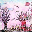 woodland dreams by Lilaviolet
