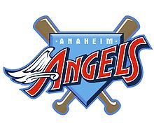 los angeles angels of anaheim  by deivid97621