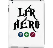 LFR Hero iPad Case/Skin