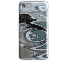 Caribbean abstract iPhone Case/Skin