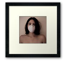The Nurse Framed Print