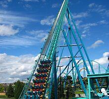 Leviathan, Canadas Wonderland by coasterfan94