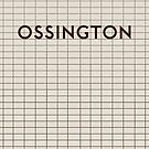 OSSINGTON Subway Station by Daniel McLaren