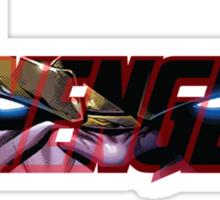 THE AVENGERS - THANOS Sticker