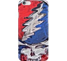 Oil Painting Stealie iPhone Case/Skin