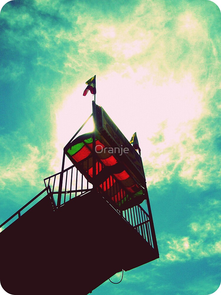 Top of the World by Oranje